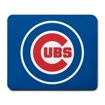 Chicago Cubs MLB Baseball Team Teams Large Mousepad Mouse Mat Pad - $150,51 MXN
