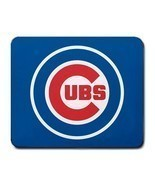 Chicago Cubs MLB Baseball Team Teams Large Mousepad Mouse Mat Pad - $150,46 MXN