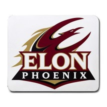 Elon Phoenix NCAA Team Neoprene Large Mousepad - $163,25 MXN