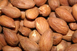ALMONDS Fresh Bulk ROASTED SALTED Whole Sweet California Almond Kernels ... - $76.22