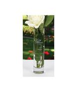 Wedding Memorial Bud Vase In Loving Memory Wedd... - $14.26
