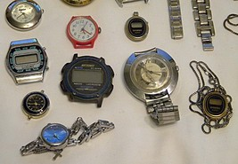 Wristwatch Lot Timex Claremont Body Gear Job Lot 22 pieces - $14.99