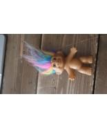 Vintage Rainbow Hair Troll by RUSS - $16.82