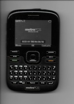 Kyocera Torino S2300 - Black (MetroPCS) Cellular Phone - $12.87
