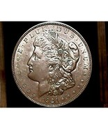1921 D Morgan Dollar - XF - AU 62 - $29.70
