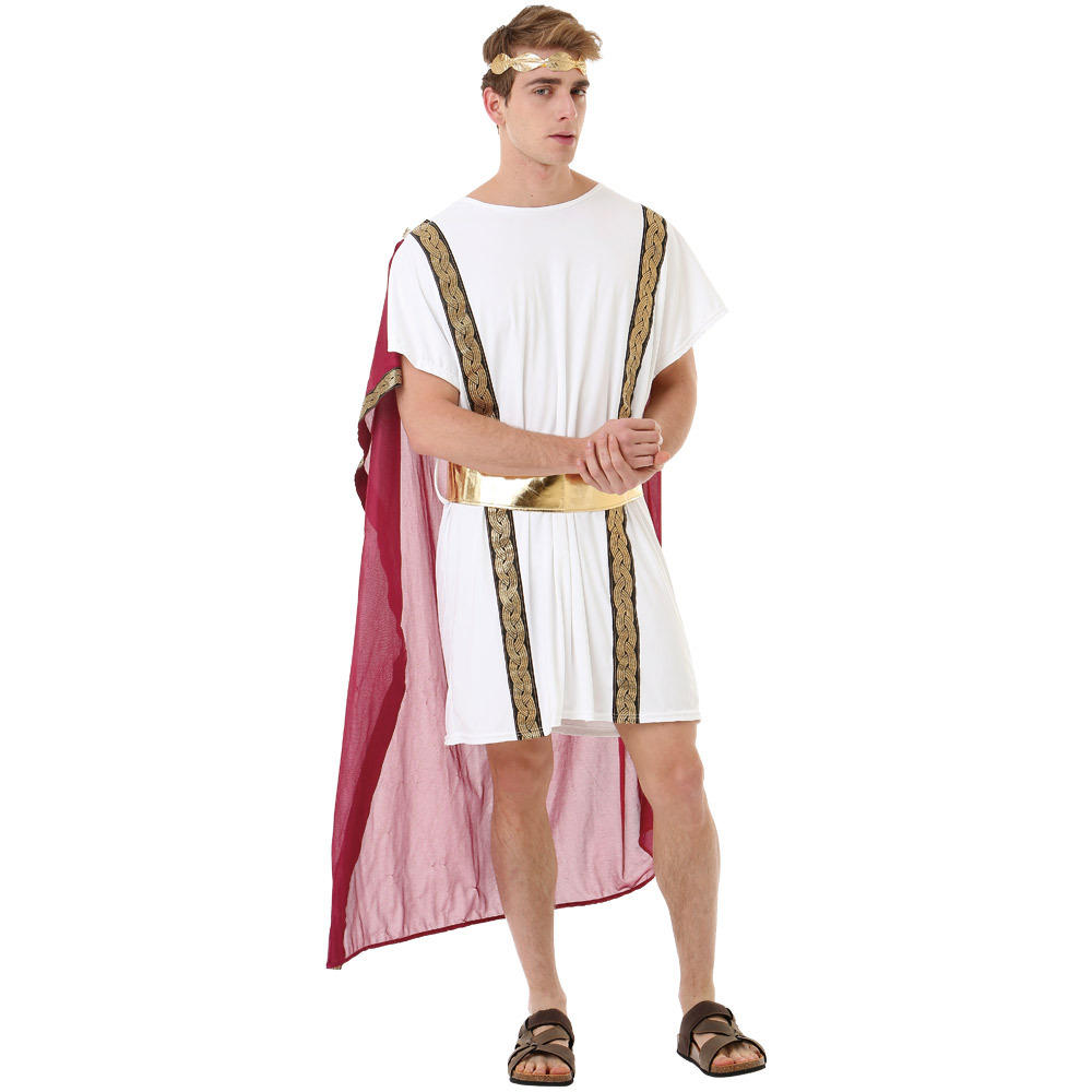 Primary image for Roman Emperor Adult Costume, M