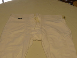 Russell Athletic XXL Adult Football practice Pants white F14CAMX NOS NWT - $13.36