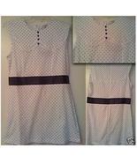 PAUL & JOE Sister Urban Outfitters cute POLKA DOT DRESS NWT medium sold ... - $95.00