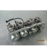 90 Honda CBR600F CBR 600 F Hurricane Carburetors Carbs Carb Rack CLEAN - $200.00