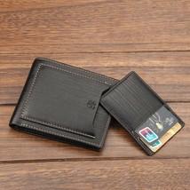 Men 2 in 1 RFID Leather Wallet ID Credit Card Holder Bifold Coin Pocket ... - $29.99