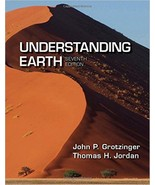 Understanding Earth by John Grotzinger and Thom... - $5.99