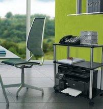 Bath Shelve Convenience Concepts Designs2Go Office Caddy Black 131394 Misc. - $33.23