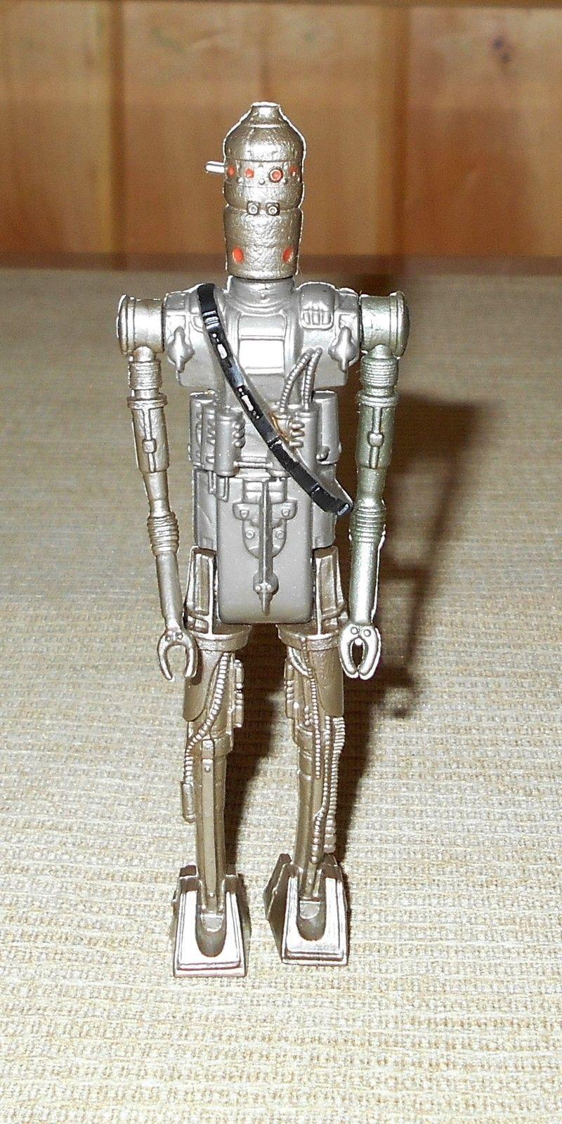 "Star Wars The Empire Strikes Back IG-88 Bounty Hunter - Kenner 4.5"""
