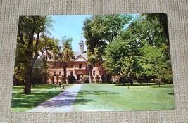 Wren Building College of William and Mary Williamsburg, VA Lusterchrome Unposted - $8.00