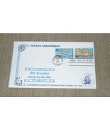 USCS Naval Cover - 1981 Battles of Yorktown & Virginia FDC, Old Ironside... - $26.33 CAD