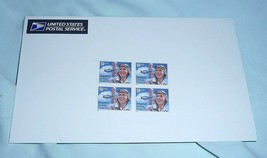 "1996 Block of 4 ""Jacqueline Cochran Pilot"" 50c Stamps - New in USPS Package - $10.50"