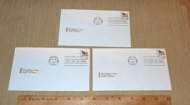 1978 15c Fort McHenry Flag - Lot of 3 Including 2 Coil - $8.00