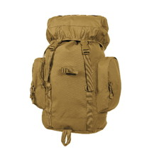 Coyote Brown 25L Tactical Mission Outdoor US Army Military Day Pack Back... - $31.67
