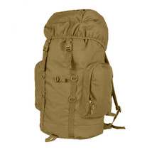 Coyote Brown 45L Tactical Mission Outdoor US Army Military Day Pack Back... - $43.55