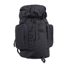 Rothco Black 45L Tactical Mission Outdoor US Army Military Day Pack Back... - $43.55