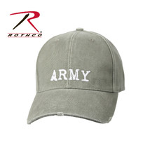 Vintage Style USAR US Army Olive Drab Low Profile Baseball Hat Cap - $10.88