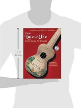 String Ukulele From Lute To Uke Early Music For BookCd Package A Jumpin ... - $26.45
