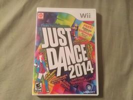 Just Dance 2014 - Nintendo Wii Ubisoft - $13.50