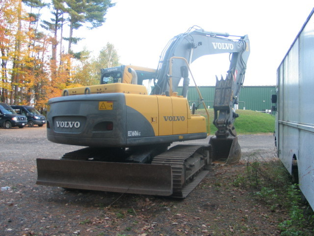 2004 Volvo EC160C For Sale in Derry, New Hampshire 03038