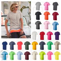 Fruit of the Loom HD Cotton Short Sleeve Plain Blank T-Shirt S-6XL - 3930R - $8.14+