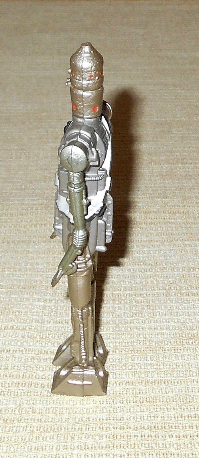 "Star Wars The Empire Strikes Back IG-88 Bounty Hunter - Kenner 4.5"" image 2"