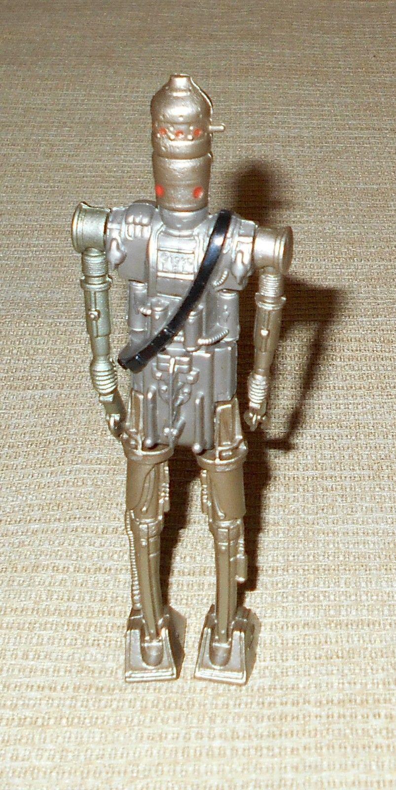 "Star Wars The Empire Strikes Back IG-88 Bounty Hunter - Kenner 4.5"" image 3"