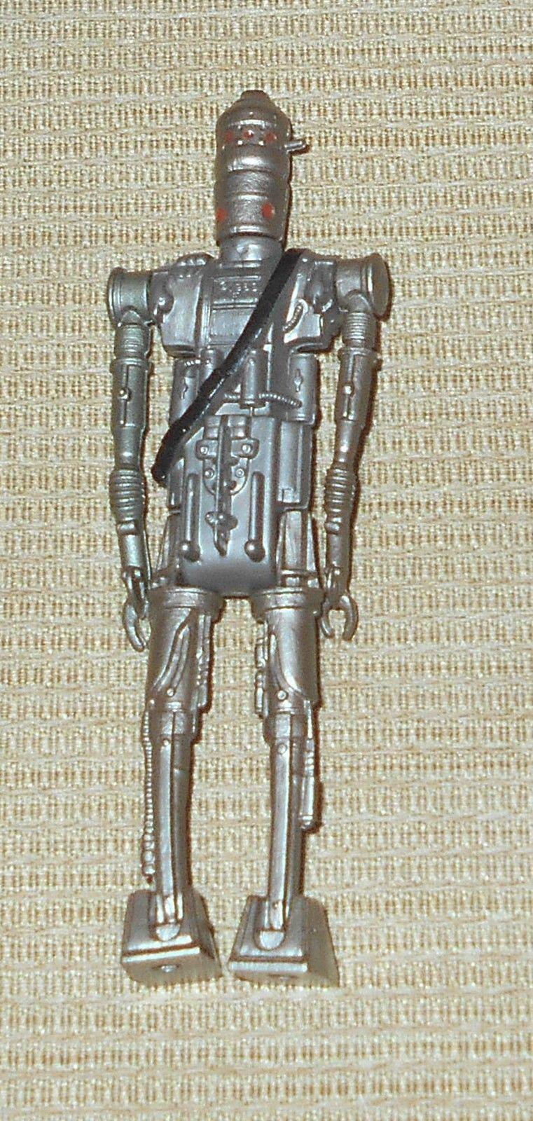 "Star Wars The Empire Strikes Back IG-88 Bounty Hunter - Kenner 4.5"" image 6"