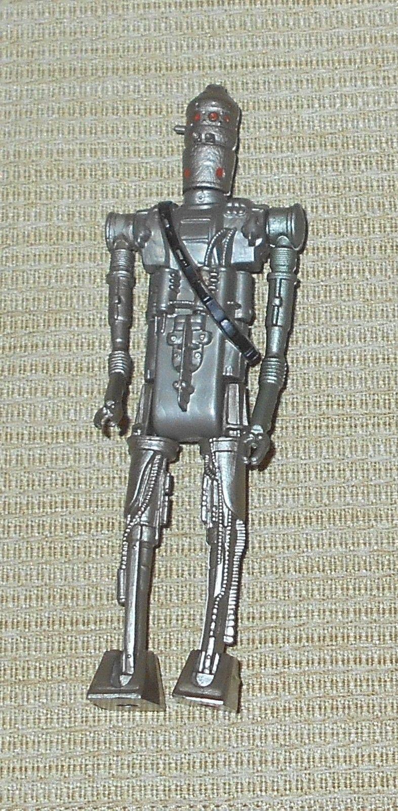 "Star Wars The Empire Strikes Back IG-88 Bounty Hunter - Kenner 4.5"" image 5"