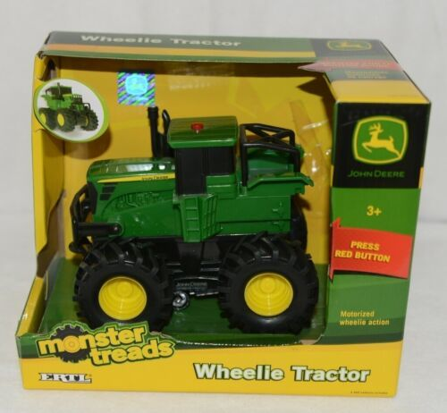 John Deere TBEK46150 Monster Treads Motorized Wheelie Tractor