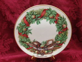 Lenox Christmas 1987 Collector Plate Pennsylava... - $14.00