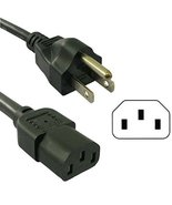 6ft - Sony KDL-52W3000/KDL-52WL130/46XBR4/KDL-46XBR5 Power Cord AC TV Cable - $6.99