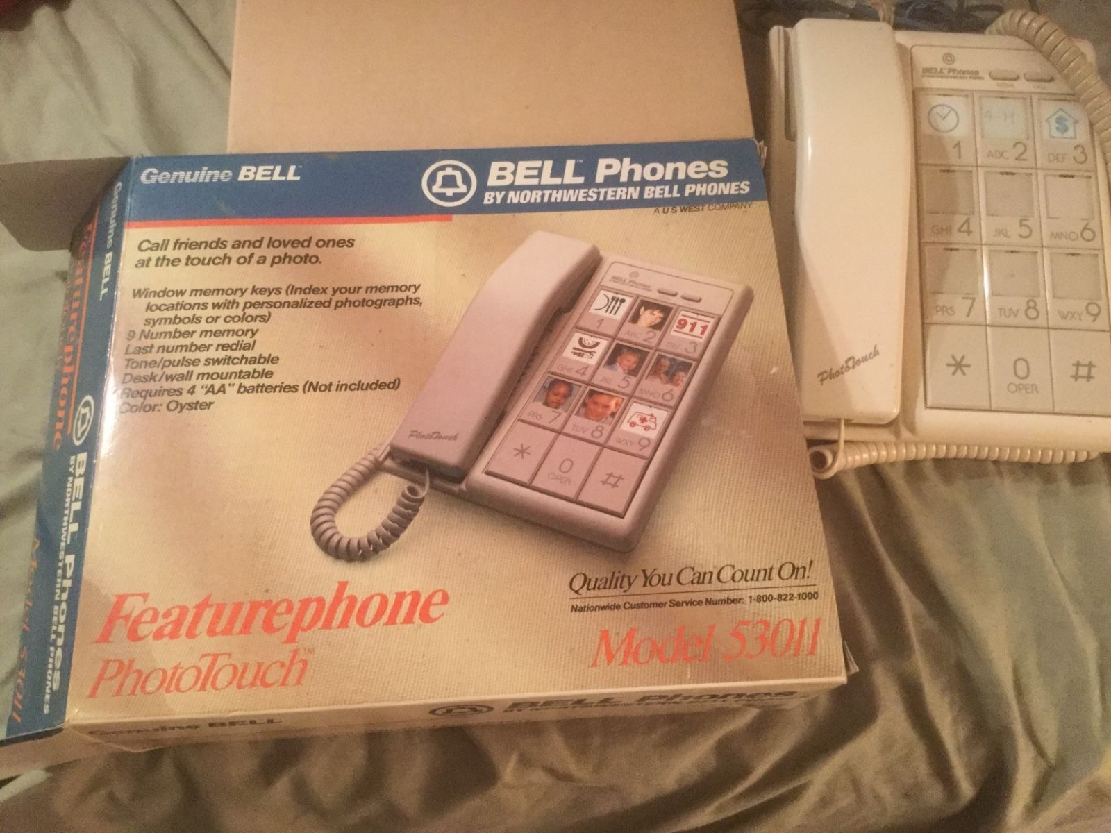 Bell Phones Model 53011 by Northwestern Bell and 50 similar