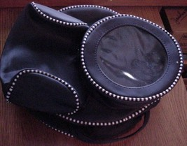 Set of 3 Travel Make Up Bags Durable Vinyl w/ Ribbed edges - $20.00