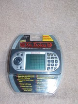 Sakar International SUPER SU DOKU Handheld Game New NIP - $19.78