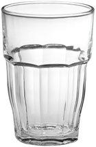 Glassware Bormioli Rocco Rock Bar 1614Ounce Stackable Beverage Glasses S... - $19.36