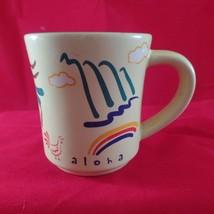 Coffee Tea Mug Aloha Kauai Nice Whimsical - $9.49