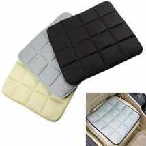 Car Bamboo Charcoal Cushion Mesh Non Slip Breat... - $15.17