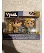 Funko Vnyl Fallout: Mysterious Stranger + Adamantium Skeleton Item NIB - $17.81