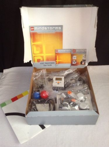 LEGO Mindstorms NXT Set #8527 100% Complete and 50 similar items