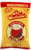 Middleswarth Hand Cooked Old Fashioned KET-L Potato Chips The Weekender (4 Bags) - $32.99