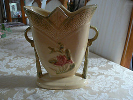 Vintage Estate Reproduction Hull Beige/Yellow T... - $29.69