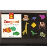 Zoogami An Origami Menagerie at Your Fingertips Patterns - $8.50