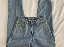 Levi 550 Relaxed Fit Very Faded Denim Jeans Tag  32x30  Exc Cond VTG - $20.90