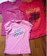 Juniors T-Shirts Self Esteem, ellemenno, Hide & Seek lot of 3 - $15.00