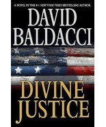 Camel Club: Divine Justice Bk. 4 by David Baldacci (2008, Hardcover)  DJ - $2.89